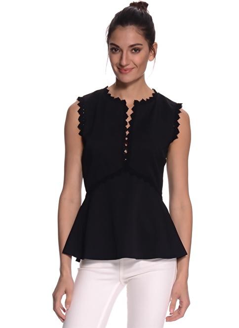Lıttle Mıstress Bluz Siyah